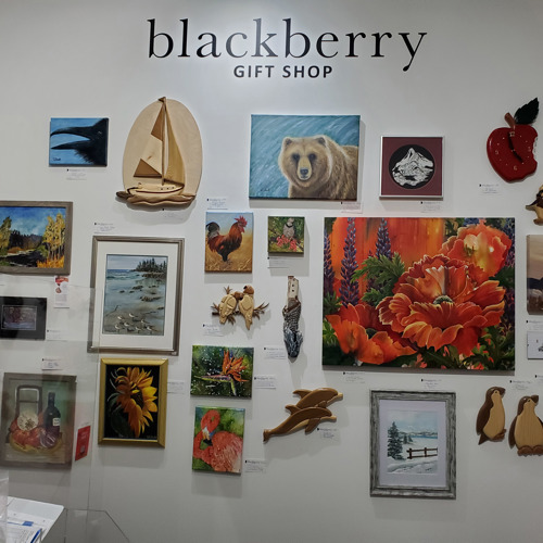 Blackberry Artists Society - Gift Shop